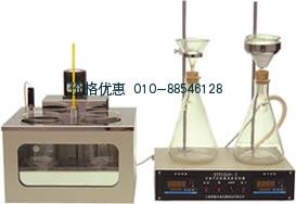 石油产品和添加剂机械杂质试验器-SYP1024-I