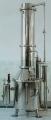 不锈钢电热蒸馏水器TZ100