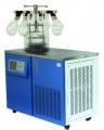 冻干机可预冻、液晶显示、搁板加热FD-27S-多歧管压盖型