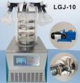 LGJ-10真空冷冻干燥机(压盖多歧管型)