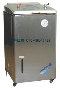 立式电热蒸汽灭菌器YM100A(原YM75AI)