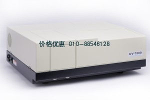 双光束紫外可见分光光度计UV7500