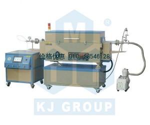 1200℃三温区旋转CVD管式炉OTF-1200X-5L-R-CVD