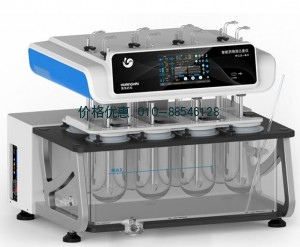 药检八杯智能药物溶出度仪RCZ-8N