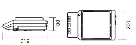 ME802电子天平梅特勒